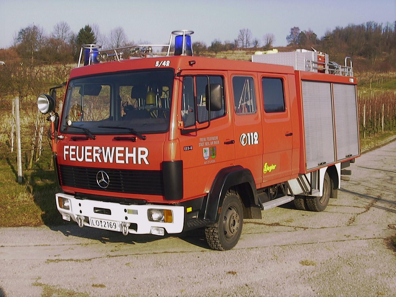 Löschgruppenfahrzeug LF 8-6